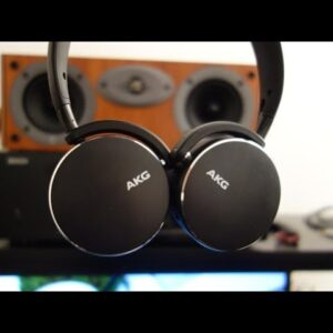 AKG Y500 Wireless review - Don't bother with on-ear headphones - By TotallydubbedHD