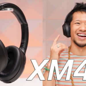 Sony WH-1000XM4 Review: 2020's best headphones vs Sony XM3, Bose 700 & Bose QC 35 II's