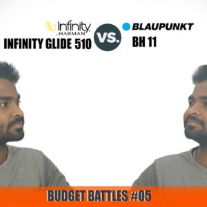 JBL Infinity Glide 510 v/s BlauPunkt BH 11 Headphones Review | Budget Battles | Tamil | Digglet