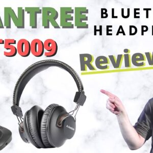 Avantree HT5009 Bluetooth Headphones Review | Wireless Headphones for TV with Transmitter Set Review