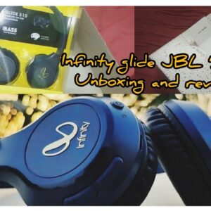 Infinity (JBL) Glide 510 on ear headphones tamil review | Birthday gift series 5 | Unboxing JBL 🎧