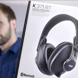 AKG K371-BT LIVE Unbox & Intro