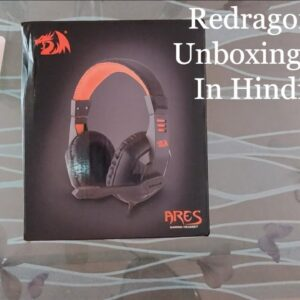 Redragon Ares H120 Gaming Headset Unboxing/Review | Best Gaming Headphones For PUBG/FreeFire