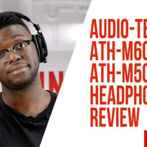 Audio-Technica ATH-M60x vs ATH-M50x Headphones Review - RTINGS.com