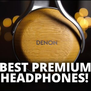 Best Premium Headphones Under $2,000!  Denon AH-D9200 Headphone Review