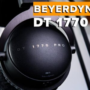 Beyerdynamic DT 1770 Pro Review - How does it compare to the DT 770 Pro?