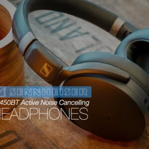 Sennheiser HD 450BT Wireless Headphones | Affordable with ANC | Full Review