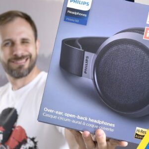 FIRST LOOK! Philips Fidelio X3