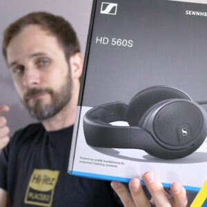FIRST LOOK! Sennheiser HD560S