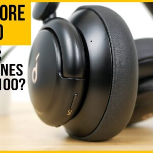 Anker Soundcore Life Q30 review | Best ANC headphones under $100? | Sound tests - audio and ANC