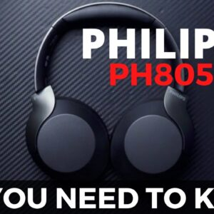Philips PH805 Headphones Full Review -  good All rounder -  All You need to know