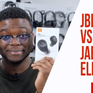 Jabra Elite 65t vs JBL Free Headphones Review - RTINGS.com