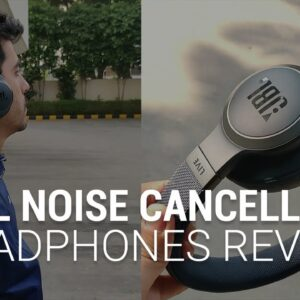 JBL 650 BTNC Noise Cancelling Headphones Review