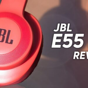JBL E55BT Wireless Headphones Review
