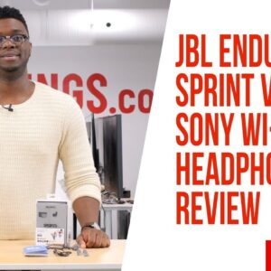 JBL Endurance Sprint vs Sony WI-SP600N Headphones Review - RTINGS.com