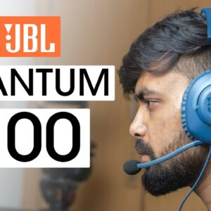 JBL Quantum 100 Review - Best Budget Gaming Headphones?