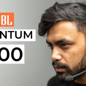 JBL Quantum 300 Review - Gaming Headphones