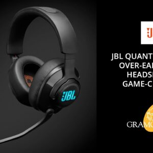 JBL Quantum 400 Gaming Headphones Review
