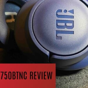 JBL Tune 750 Headphones Review