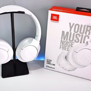 JBL TUNE 750BTNC Wireless Over-Ear ANC Headphones Under £140 - Review.