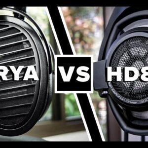 HiFiMAN Arya vs Sennheiser HD 800S - Best headphones for soundstage compared