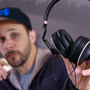 MAS X5h Super Review - MMCX Headphones
