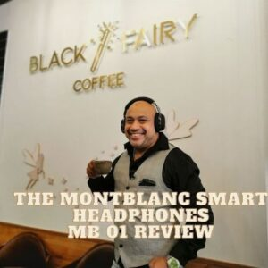 Montblanc MB 01 Smart Headphones Review - By Revv Evolution