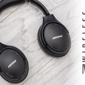 MPOW H19 IPO Wireless Bluetooth Headphones Review