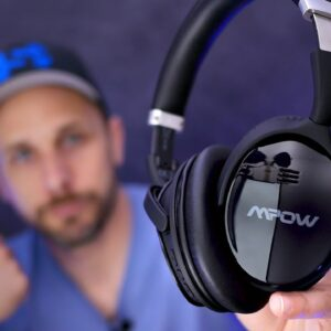 Mpow H5 Noise Cancelling Headphones Super Review