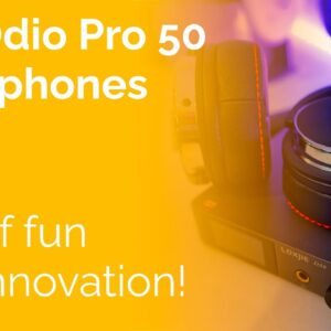 OneOdio Pro 50 Closed Headphones Review - $50 of fun and innovation!