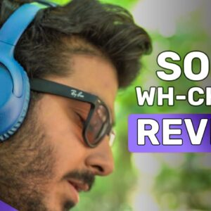Sony WH-CH710N Headphones Review - As good as the WH-1000XM3? | Guiding Tech