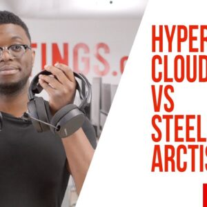 HyperX Cloud Flight  vs SteelSeries Arctis 7 Headphones Review - RTINGS.com