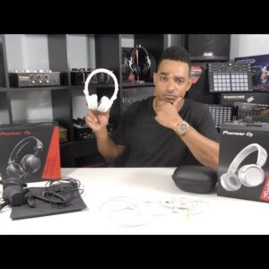 Pioneer HDJ-S7 Headphones Review (HDJ-C70 Comparison)