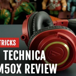 Review: Audio Technica ATH-M50x Headphones | Tips and Tricks