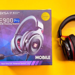 EKSA E900 PRO Gaming Headset Review *MAZA AGAYAA | Best Gaming Headphones Under 3000!