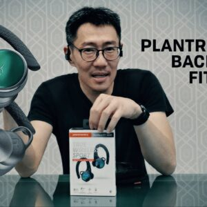 Plantronics BackBeat FIT 3200/6100 Wireless Sports Headphones Review - Part 1