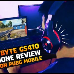 Cosmic Byte GS410 Headphones Review & Live Mic Test on PUBG Mobile. Best Gaming Headphone under 1000