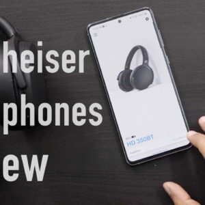 Sennheiser HD 350BT Wireless Headphones Review Any Good?