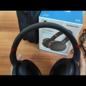 Sennheiser HD 458BT Wireless Headphones - Review