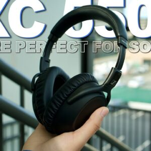 Sennheiser PXC 550-II Review - A Very Peculiar Pair Of ANC Headphones