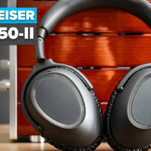 Sennheiser PXC 550-ii Wireless Review - Better than Sony WH-1000XM4?