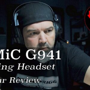 SOMiC G941 Virtual 7.1 Gaming Headphones Review