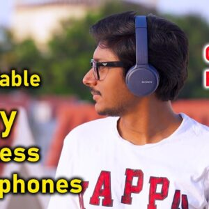 Sony CH510 Affordable Wireless Headphones Review!