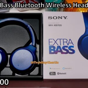 Sony Extra Bass WH-XB700 Bluetooth Wireless Headphones Review