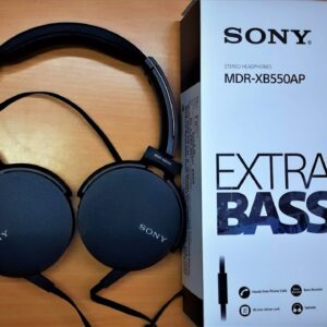 Sony MDR-XB550AP Headphone Review