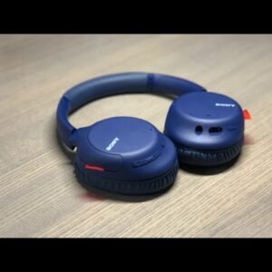 Sony WH-CH710N Noise Canceling Headphones Review