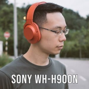 Sony WH-H900N Review | Hi-Res Noise Cancelling Wireless Headphones