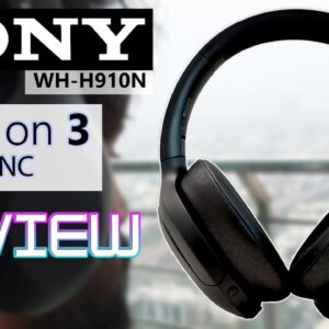 Sony WH-H910N Wireless ANC Headphones Review