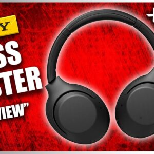 Sony XB900n Extra Bass Review | The Best Headphones for Bass?