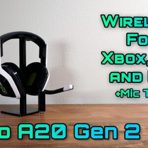 Astro A20 Gen 2 Headset Review - Everything You Need to Know Plus Mic Test!